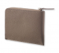 Kleines Leder-Portemonnaie »Lineage«, hellbraun. Bild 3