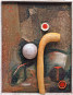 Kurt Schwitters. Color and Collage. Bild 3