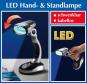 LED-Hand- & Standlampe, kabellos. Bild 3