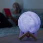 LED-Mondlampe. Bild 3