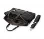 Leder-Businesstasche »Lineage«, schwarz. Bild 3