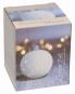 Leuchtende Christbaumkugel, große Sterne. Bild 3