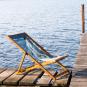 Liegestuhl »Spaziergang entlang der Küste« nach Sorolla. Bild 3