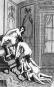 Marquis de Sade. 100 obszöne Grafiken. Bild 3