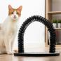 Fellpflege-Bogen für Katzen. Bild 3