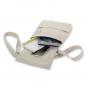 Moleskine Umhängetasche, klein, khakibeige. Bild 3