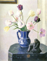 Newlyn Flowers. Blumenbilder von Dod Procter. Bild 3