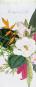 Notizblock für Einkaufslisten. Botanicals. Bild 3