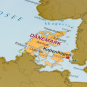 Rubbelkarte Europa. Bild 3