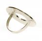 Schal Ring Charles M. Mackintosh »Rose«, türkis. Bild 3