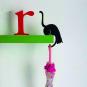 Schlüsselhalter »Katze«, gebeugt. Bild 3