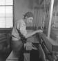 Teppich Anni Albers »Temple Berry«. Bild 3