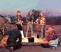 Texas Jim Robertson. 'Round the Campfire. Famous American Cowboy Songs. CD. Bild 3