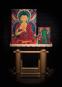 Thomas Laird. Murals of Tibet. Collector's Edition mit Buchständer. Bild 3