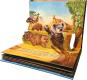 Tiere unserer Erde. Mein wildes Pop-up Buch. Bild 3