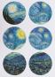 Etiketten- und Aufkleberbuch. »Vincent van Gogh«. Bild 3