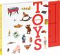 Vintage Toys. Historische Spielzeuge. Mit Brettspiel. Bild 3