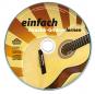 Voggenreiter Gitarren-Einsteiger-Set. Braune Akustik-Gitarre. Bild 3