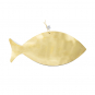 Wanddeko-Fisch aus Bronze, schwarz, Gr. XL. Bild 3