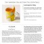 Wedgwood Teegeschirr »Zitronentee & Ingwer«. Bild 3