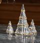 Weihnachtsbaum aus Glas, groß. Bild 3
