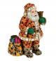 Weihnachtsmann aus Mosaik. Bild 3
