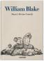 William Blake. Dantes Göttliche Komödie. Sämtliche Zeichnungen. Bild 3