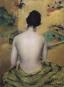 William Merritt Chase. Die Pastellgemälde, Monotypien, bemalten Kacheln und Keramikplatten, Aquarelle und Druckgrafiken. Bild 3