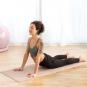 Yoga-Matte aus Jute. Bild 3