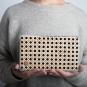 Bluetooth-Lautsprecher aus Beton »Wiener Geflecht». Bild 4