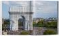 Christo and Jeanne-Claude. L'Arc de Triomphe, Wrapped. Bild 4
