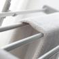 Wäscheständer mit elektrischer Trocknerfunktion. Bild 4