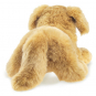 Golden Retriever-Welpe Handpuppe. Bild 4