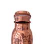 Große Wasserflasche aus Kupfer »gehämmert«. Bild 4
