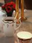 2 hohe Kakaotassen »Weihnachten«. Bild 4