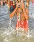 Indien - Der heilige Fluss Ganges. Bild 4
