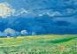 Käsemesser-Set »Van Gogh Weizenfeld«. Bild 4