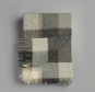 Karierte Wolldecke »Myrull«, beige/grau. Bild 4