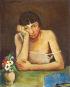 Karl Hofer. Werkverzeichnis der Gemälde. 3 Bände. Bild 4