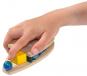 Kegelspiel mit Murmeln »Murmelmaus«. Bild 4