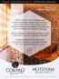 Massagematte aus Edelsteinen. Bild 4