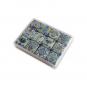 Mini-Magnete »Delfter Kacheln«, bunt. Bild 4