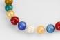 Murano-Collier »Harmonie«. Bild 4