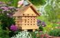 Nisthilfe für Bienen. Bild 4
