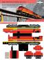 Papertoys: Züge. Mit 50 Modellen. Bild 4