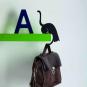 Schlüsselhalter »Katze«, gebeugt. Bild 4