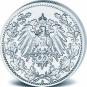 Silber-Münz-Set Deutsches Kaiserreich. Bild 4
