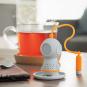 Silikon-Tee-Ei »Tiefseetaucher«. Bild 4