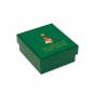 Tannenbaum-Puzzle mit Grußbotschaft, grün. Bild 4