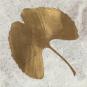 Untersetzer aus Speckstein »Ginkgoblatt«. Bild 4